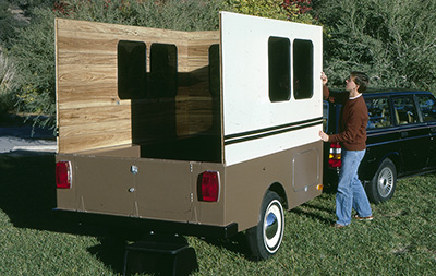 Luxury HowTo Teardrop Camper Trailer  Make DIY Projects HowTos